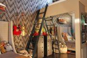 Фото 23 Обои в детскую комнату мальчика: 75+ ярких идей для интерьера и советы психолога по выбору цвета