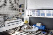 Фото 24 Обои в детскую комнату мальчика: 75+ ярких идей для интерьера и советы психолога по выбору цвета