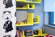 Фото 25 Обои в детскую комнату мальчика: 75+ ярких идей для интерьера и советы психолога по выбору цвета