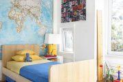 Фото 27 Обои в детскую комнату мальчика: 75+ ярких идей для интерьера и советы психолога по выбору цвета