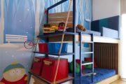 Фото 28 Обои в детскую комнату мальчика: 75+ ярких идей для интерьера и советы психолога по выбору цвета