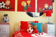 Фото 29 Обои в детскую комнату мальчика: рекомендации по выбору и 70+ ярких идей для вашего ребенка