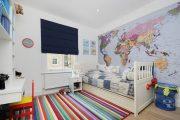 Фото 32 Обои в детскую комнату мальчика: рекомендации по выбору и 70+ ярких идей для вашего ребенка