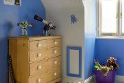 Фото 34 Обои в детскую комнату мальчика: 75+ ярких идей для интерьера и советы психолога по выбору цвета
