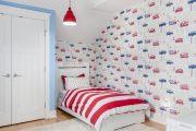 Фото 40 Обои в детскую комнату мальчика: 75+ ярких идей для интерьера и советы психолога по выбору цвета
