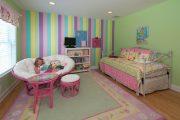 Фото 14 Выбираем обои для детской комнаты девочки: 85+ фото избранных идей и основные рекомендации