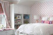 Фото 16 Выбираем обои для детской комнаты девочки: 85+ фото избранных идей и основные рекомендации