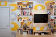 Фото 30 Выбираем обои для детской комнаты девочки: 85+ фото избранных идей и основные рекомендации