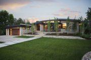 Фото 5 Комфортная жизнь за городом: обзор лучших проектов одноэтажных домов с гаражом