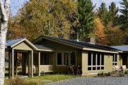 Фото 9 Комфортная жизнь за городом: обзор лучших проектов одноэтажных домов с гаражом
