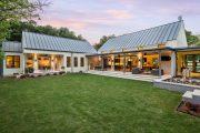 Фото 15 Комфортная жизнь за городом: обзор лучших проектов одноэтажных домов с гаражом