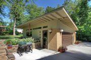 Фото 26 Комфортная жизнь за городом: обзор лучших проектов одноэтажных домов с гаражом