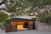 Фото 29 Комфортная жизнь за городом: обзор лучших проектов одноэтажных домов с гаражом