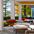 Проекты одноэтажных домов с террасой: 80 наиболее комфортных реализаций и актуальные тренды фото
