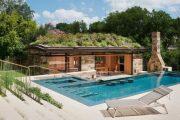 Фото 20 Проекты одноэтажных домов с террасой: 80 наиболее комфортных реализаций и актуальные тренды