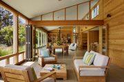 Фото 21 Проекты одноэтажных домов с террасой: 80 наиболее комфортных реализаций и актуальные тренды