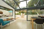 Фото 28 Проекты одноэтажных домов с террасой: 80 наиболее комфортных реализаций и актуальные тренды