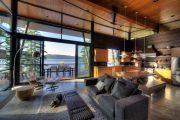 Фото 36 Проекты одноэтажных домов с террасой: 80 наиболее комфортных реализаций и актуальные тренды