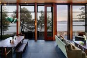 Фото 37 Проекты одноэтажных домов с террасой: 80 наиболее комфортных реализаций и актуальные тренды