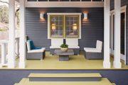 Фото 42 Проекты одноэтажных домов с террасой: 80 наиболее комфортных реализаций и актуальные тренды