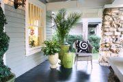 Фото 43 Проекты одноэтажных домов с террасой: 80 наиболее комфортных реализаций и актуальные тренды