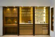Фото 7 Светодиодная подсветка для кухонных шкафов: как выбрать, особенности монтажа и 65 универсальных идей