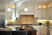 Фото 10 Светодиодная подсветка для кухонных шкафов: как выбрать, особенности монтажа и 65 универсальных идей