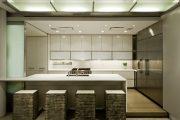 Фото 15 Светодиодная подсветка для кухонных шкафов: как выбрать, особенности монтажа и 65 универсальных идей