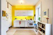 Фото 17 Светодиодная подсветка для кухонных шкафов: как выбрать, особенности монтажа и 65 универсальных идей