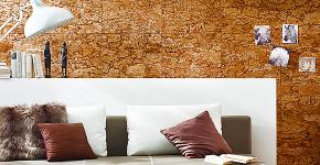 Пробковые панели для стен: эстетика натуральности для современного дома и 85 избранных интерьеров фото