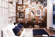 Фото 3 Пробковые панели для стен: эстетика натуральности для современного дома и 85 избранных интерьеров