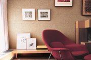 Фото 30 Пробковые панели для стен: эстетика натуральности для современного дома и 85 избранных интерьеров