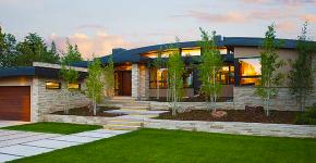 Проекты домов с гаражом под одной крышей: 70+ готовых надежных решений для загородной жизни фото