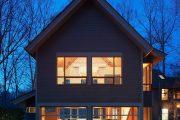 Фото 14 Проекты домов с гаражом под одной крышей: 70+ готовых надежных решений для загородной жизни