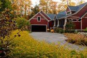 Фото 18 Проекты домов с гаражом под одной крышей: 70+ готовых надежных решений для загородной жизни
