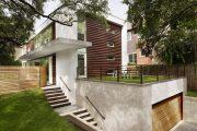 Фото 23 Проекты домов с гаражом под одной крышей: 70+ готовых надежных решений для загородной жизни