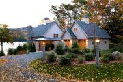 Фото 27 Проекты домов с гаражом под одной крышей: 70+ готовых надежных решений для загородной жизни