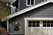Фото 35 Проекты домов с гаражом под одной крышей: 70+ готовых надежных решений для загородной жизни