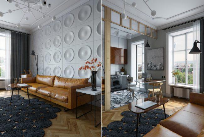 Autodesk 3ds Max - программа для профессиональных архитекторов-дизайнеров и декораторов. С ее помощью можно создавать гиперреалистичные изображения помещений
