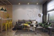 Фото 14 Разработка дизайн-проекта квартиры: этапы, тонкости и 70+ трендовых дизайнерских вариантов
