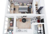 Фото 3 Разработка дизайн-проекта квартиры: этапы, тонкости и 70+ трендовых дизайнерских вариантов