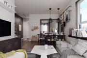 Фото 5 Разработка дизайн-проекта квартиры: этапы, тонкости и 70+ трендовых дизайнерских вариантов