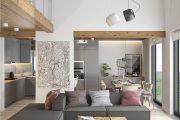 Фото 1 Разработка дизайн-проекта квартиры: этапы, тонкости и 70+ трендовых дизайнерских вариантов