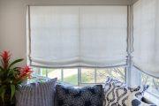 Фото 19 Как сшить римские шторы: 75+ вдохновляющих идей своими руками и пошаговая инструкция