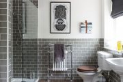Фото 21 Как сшить римские шторы: 75+ вдохновляющих идей своими руками и пошаговая инструкция
