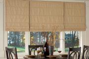 Фото 24 Как сшить римские шторы: 75+ вдохновляющих идей своими руками и пошаговая инструкция