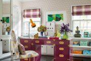 Фото 36 Как сшить римские шторы: 75+ вдохновляющих идей своими руками и пошаговая инструкция