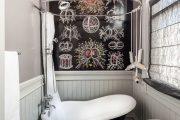 Фото 40 Как сшить римские шторы: 75+ вдохновляющих идей своими руками и пошаговая инструкция