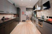 Фото 6 Серый цвет — тренд сезона: 100+ элегантных и современных вариантов серой кухни в интерьере