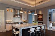 Фото 12 Серый цвет — тренд сезона: 100+ элегантных и современных вариантов серой кухни в интерьере